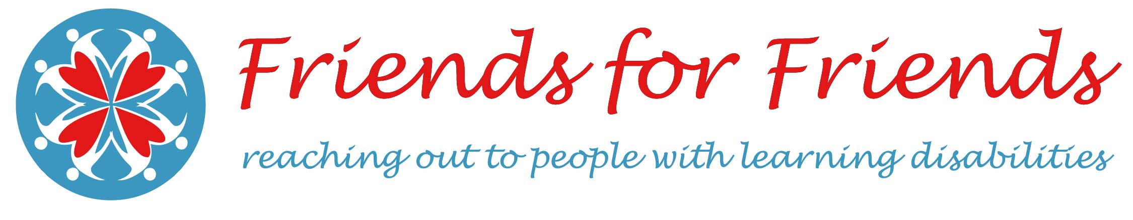 Friends for Friends, reaching out to people with learning disabilities